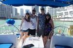 Sailboat ride Miami