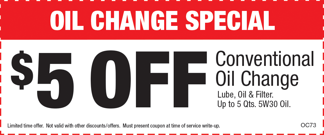 5 off oil change pop up 1 copy
