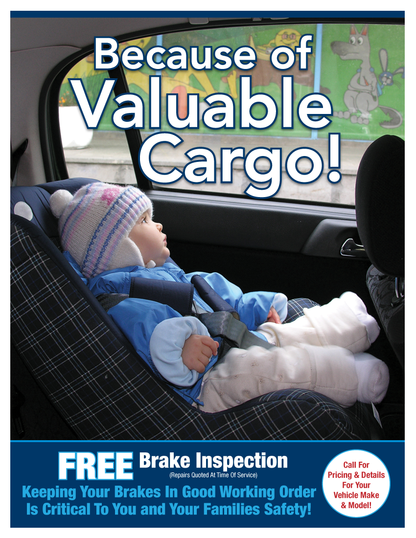 FREE Brake Inspection (Option A)