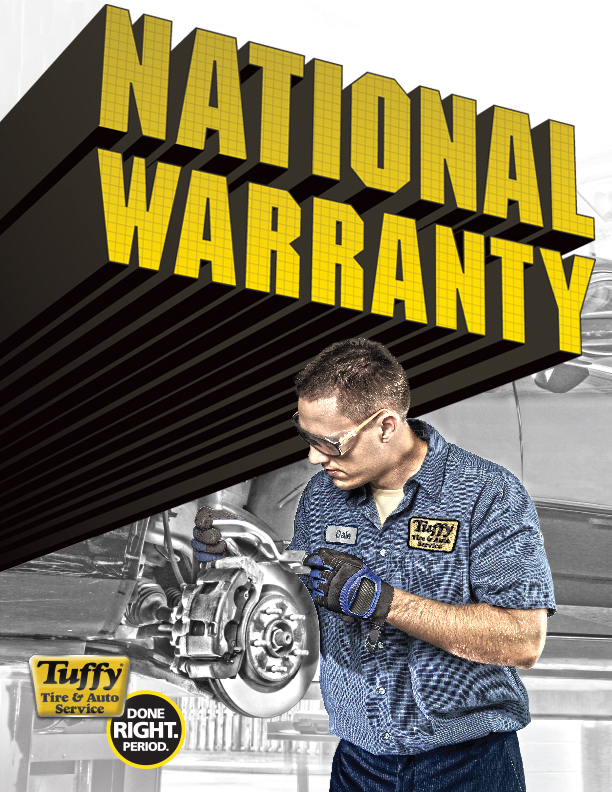 Tuffy National Warranty