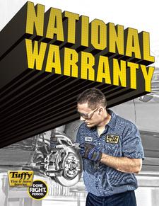 National warranty