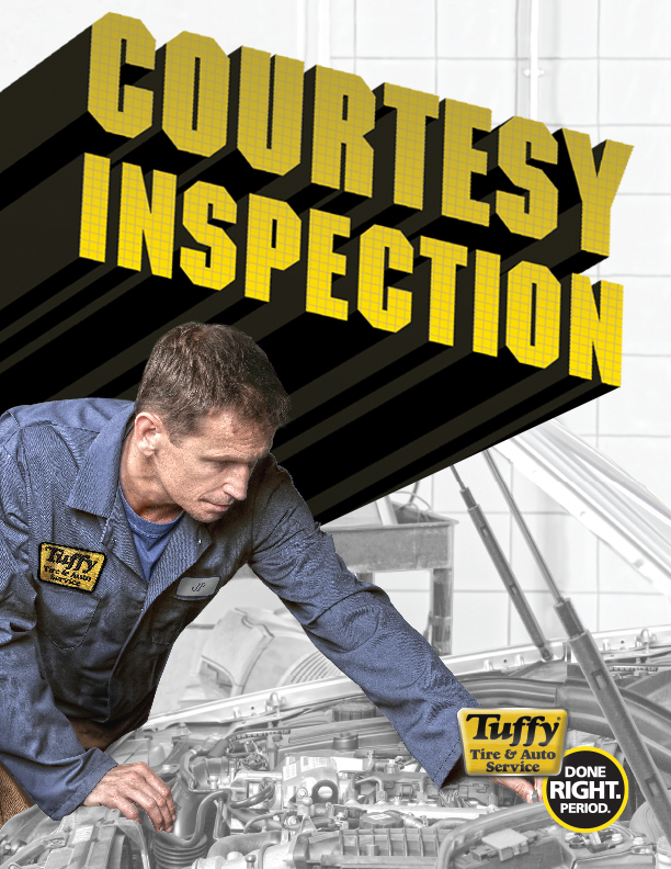 Courtesy Inspection