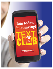 Text messaging sign up cp