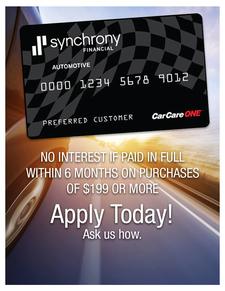 Synchrony carcare card cp