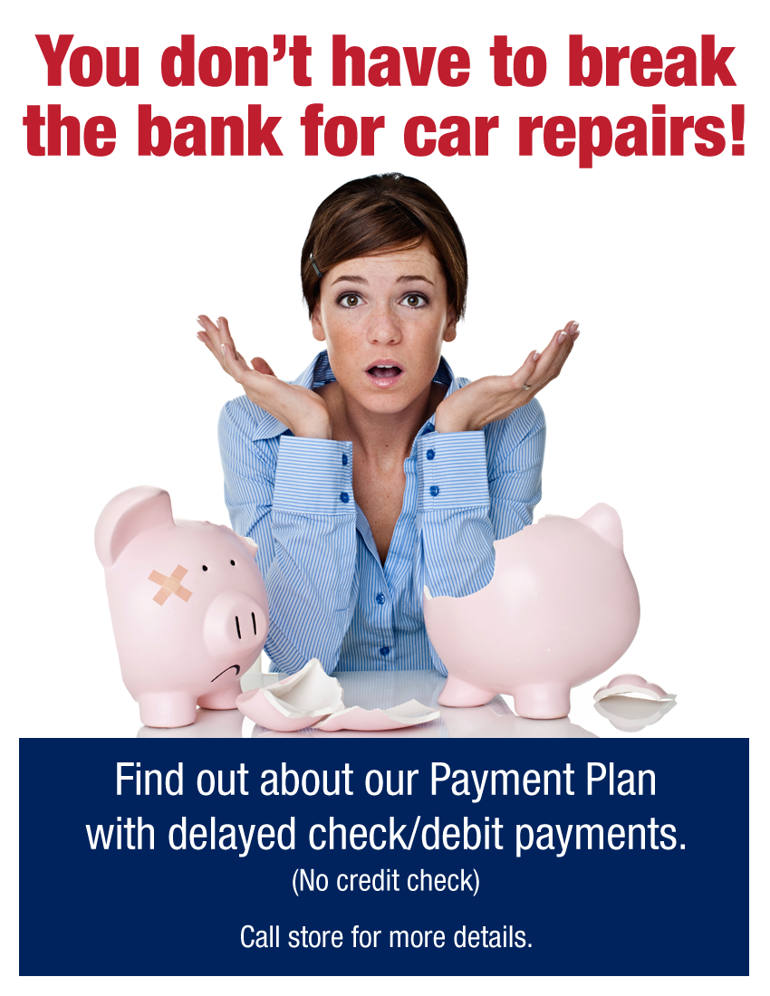 No Credit Check Payment Plan