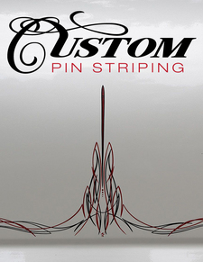 Pin striping cp