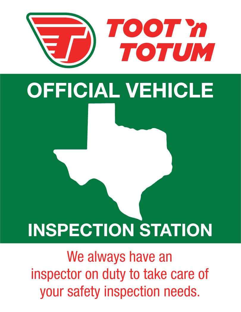 Toot'n Totum Vehicle Inspection service