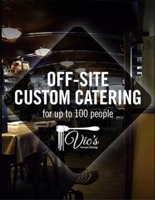 Custom catering cp