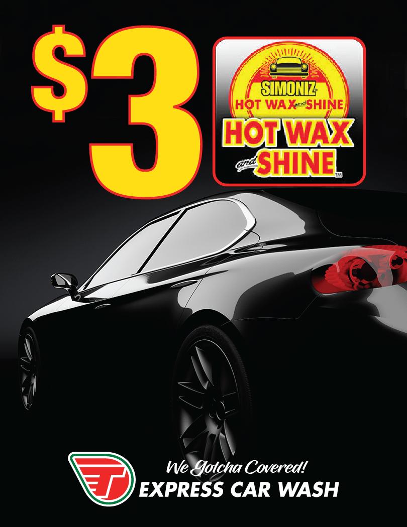 TnT $3 Hot Wax & Shine