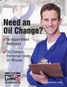 Oil change cp 2