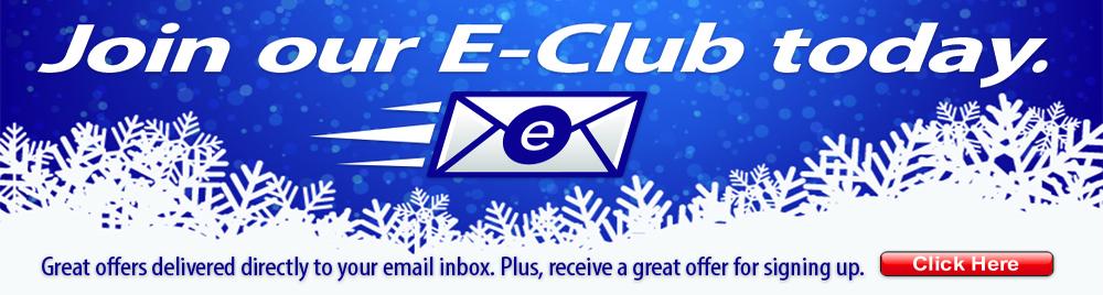 Auto Repair Email Specials