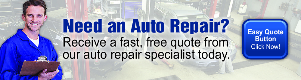 Auto Repair Quick Quote