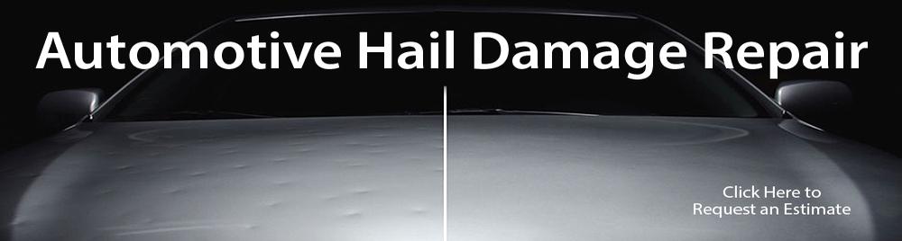 Hail Damage Repair Specialist