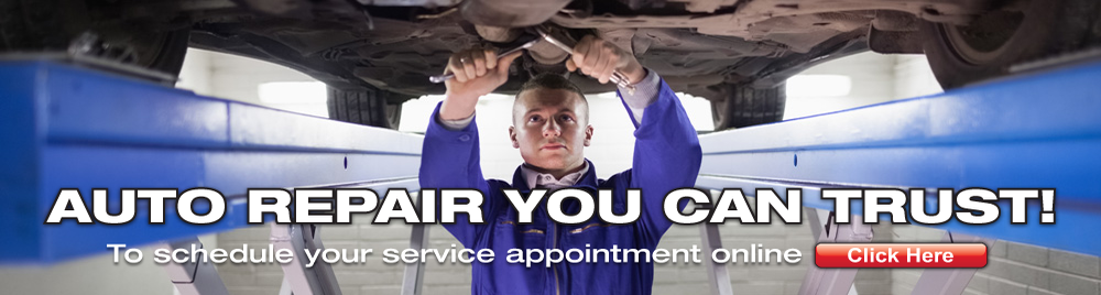 We Specialize In All Major Repairs