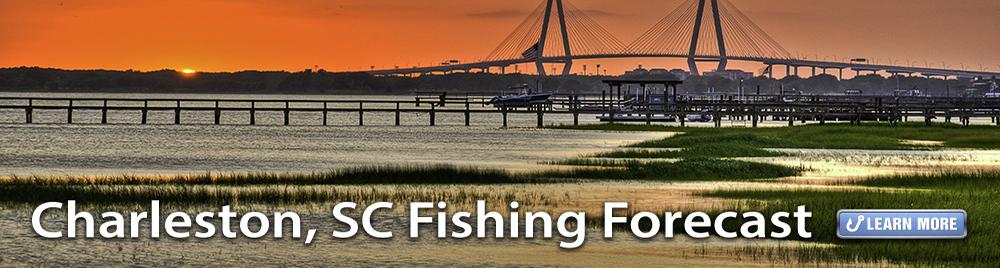 Local Charleston South Carolina Fishing Forecast