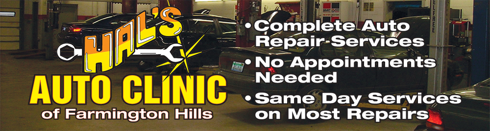 Auto Repair Services Farmington Hills, MI.