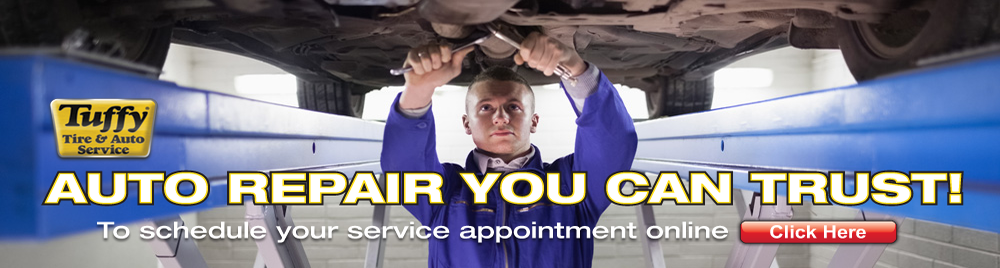 Schedule Your Auto Appointment Today!