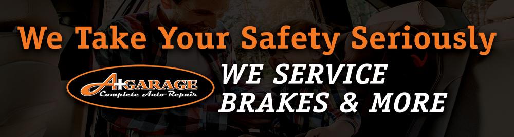 Automotive Brake Specials St. Augustine, FL.