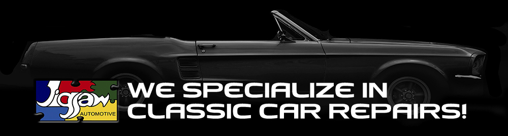 Jigsaw Automotive We Specialize in Classic Car Repair