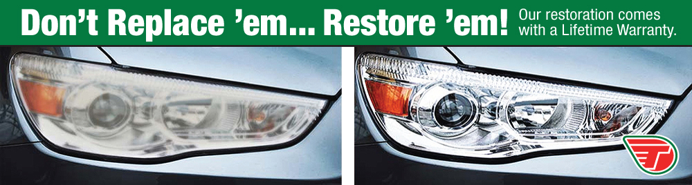 Headlight Restoration Amarillo TX