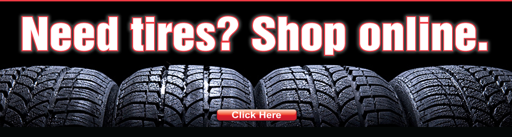 Shop for Tires Online