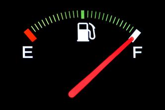 Photo Of Vehicle Fuel Gauge