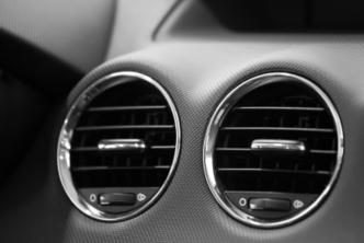 Photo of Vehicle Heater Vent