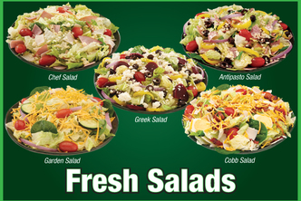 Guido's Fresh Salads