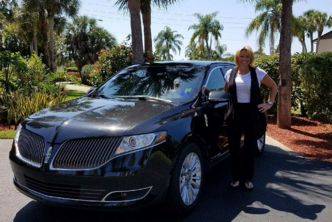 Professional driver luxury car service naples florida
