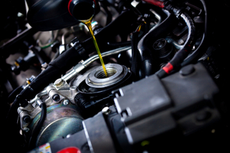 Photo Of Automotive Oil Change