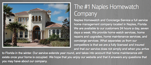Naples HomeWatch