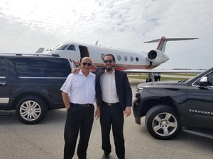 Ground Transportation for Private Charter