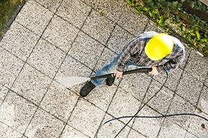 Patio Cleaning & Power Washing