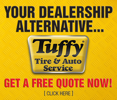 Tuffy dealership alternative