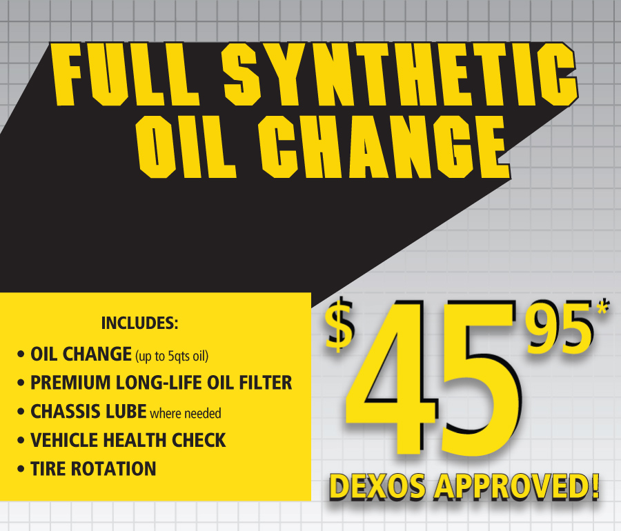Full synthetic  45.95