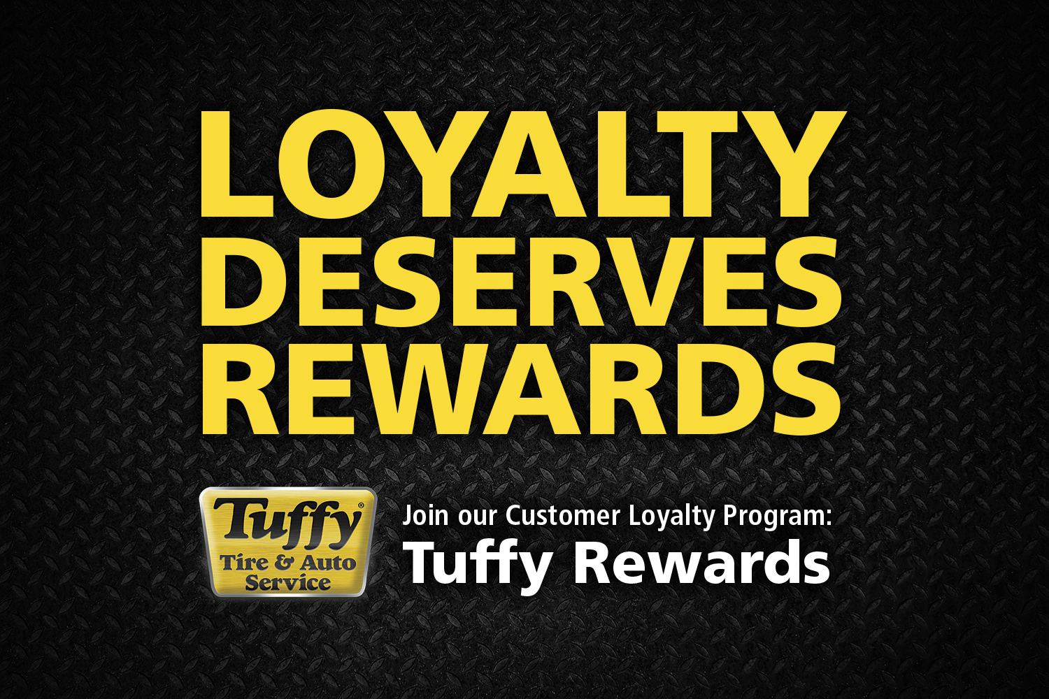Tuffy rewards eblast copy